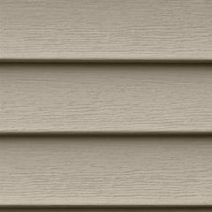 "Exterior Portfolio Parkview™ Double 4"" Cedargrain Siding Panels"
