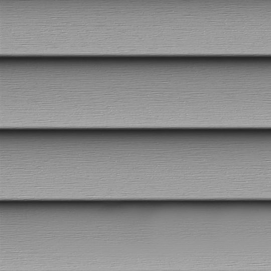 "Exterior Portfolio 16' Premium Pointe® Double 4"" Siding Panels Country Beige"