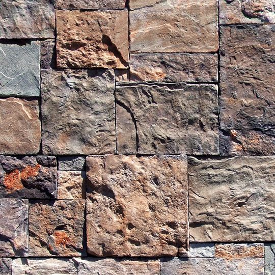 Coronado Stone Pavilion Stone - 100 Lin. Ft. Big Box Corners Pine Creek