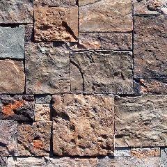 Coronado Stone Pavilion Stone - 100 Lin. Ft. Big Box Corners