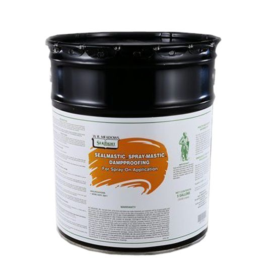 WR Meadows SealMastic™ Semi-Mastic - 5 Gallon