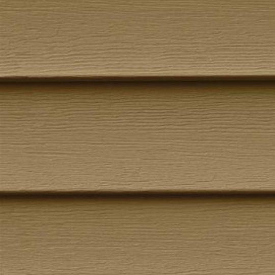 "Exterior Portfolio Parkview™ Double 5"" Cedargrain Siding Panels Mocha"