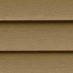 "Exterior Portfolio Parkview™ Double 5"" Cedargrain Siding Panels"