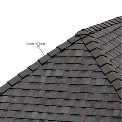 "PABCO Roofing Products 10"" Shasta HD Ridge - 20 Lin. Ft. Box"