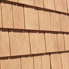 Nailite (Exteria) RoughSawn Cedar Staggered Panel