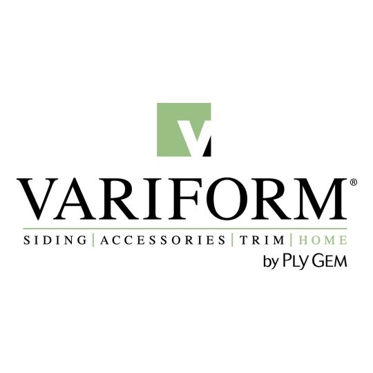 "Variform By PlyGem 1449216 Double 5"" Grayback Economy Soffit Dover White"