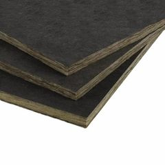 "Owens Corning 2"" x 4' x 8' SelectSound® Black Acoustic Board"