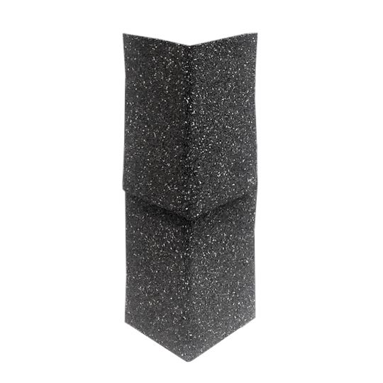 Atlas Roofing Pro-Cut® High Profile Hip & Ridge Shingles with Scotchgard™ Protector Black