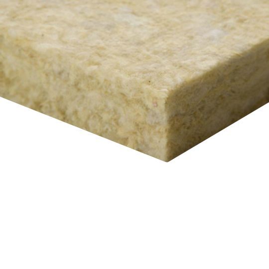"Owens Corning 1-1/2"" x 24"" x 48"" Thermafiber® SAFB™ Mineral Wool Insulation - 128 Sq. Ft. per Bag"
