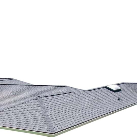 PABCO Roofing Products Premier Radiance® Elite Solar Reflective Shingles with Algae Defender® Protection Obsidian