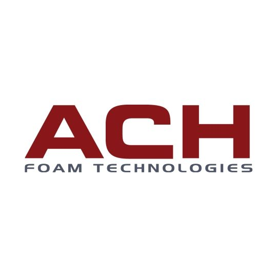 "ACH Foam Technologies 5-1/2"" x 8"" x 10"" Keystone with No Bevel"