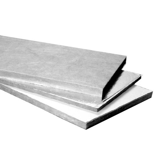 "Owens Corning 2"" x 4' x 8' Fiberglas™ 703 Unfaced Insulation Board - 192 Sq. Ft. Box"