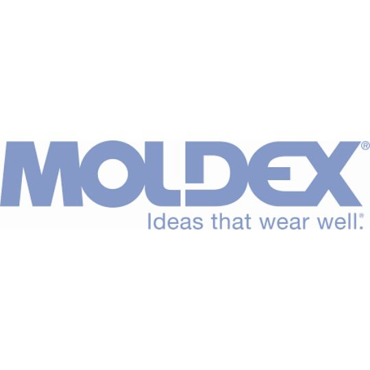 Moldex (2730N100) N100 Disposable Respirator with HandyStrap® - Box of 5