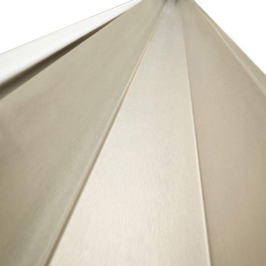 "Variform By PlyGem .027"" x 11-3/4"" Aluminum Gutter Coil (for 5"" Seamless Gutters) Pebblestone Clay"