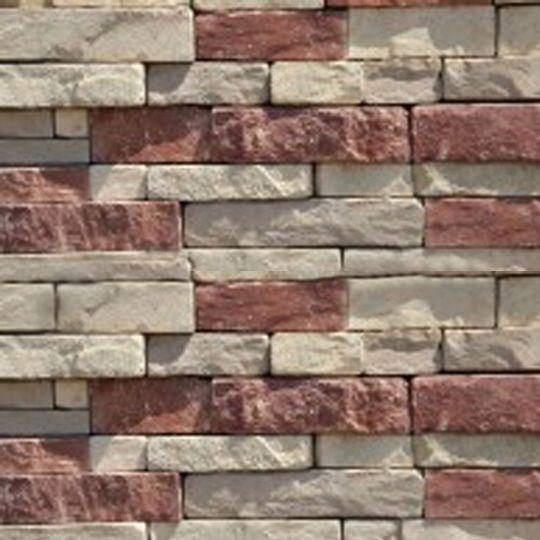 Quarry Ridge Stone Drystack Ledgestone Corner - 5 Lineal Ft. Box Wisconsin