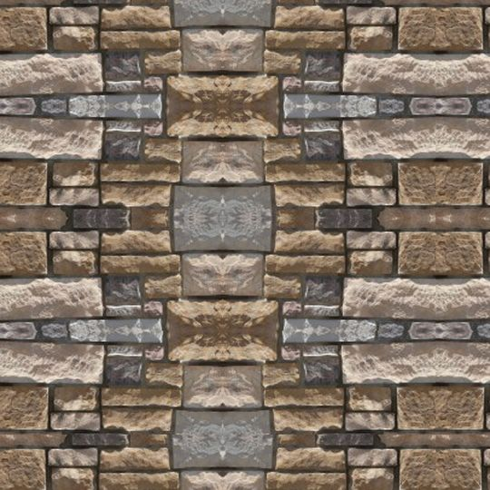 Quarry Ridge Stone Cobblestone - 100 Sq. Ft. Crate Chardonnay