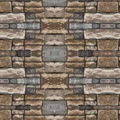 Quarry Ridge Stone Cobblestone Flat - 10 Sq. Ft. Box