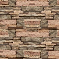 Quarry Ridge Stone Country Ledgestone Flat - 10 Sq. Ft. Box