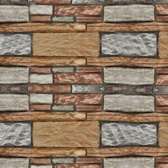 Quarry Ridge Stone Weathered Edge Flat - 10 Sq. Ft. Box Manistee