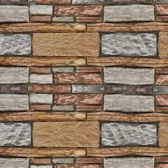 Quarry Ridge Stone Weathered Edge Flat - 10 Sq. Ft. Box