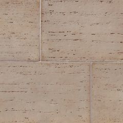 Coronado Stone Colosseum Travertine Flat - Sold Individually