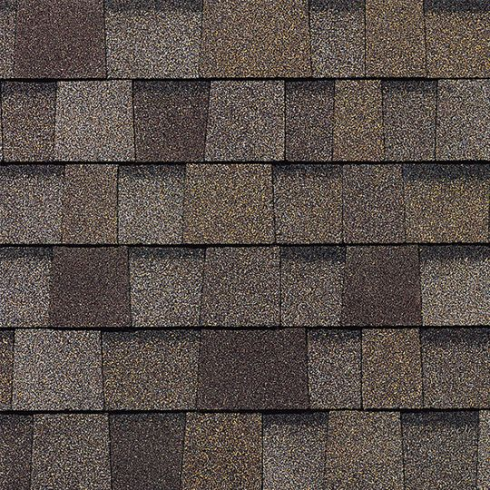 Owens Corning Duration® Premium Shingles Brownwood