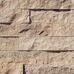 "Coronado Stone 3"" Split Limestone - 120 Sq. Ft. Big Box Flats"