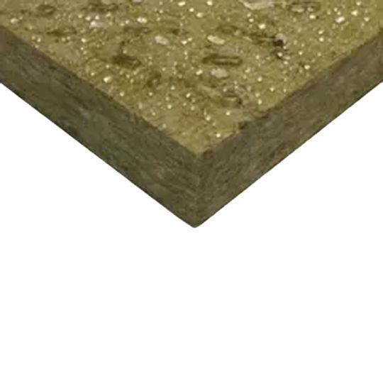 """Owens Corning 1"""" x 16"""" x 48"""" Thermafiber® RainBarrier 45 Continuous Mineral Wool Insulation"""