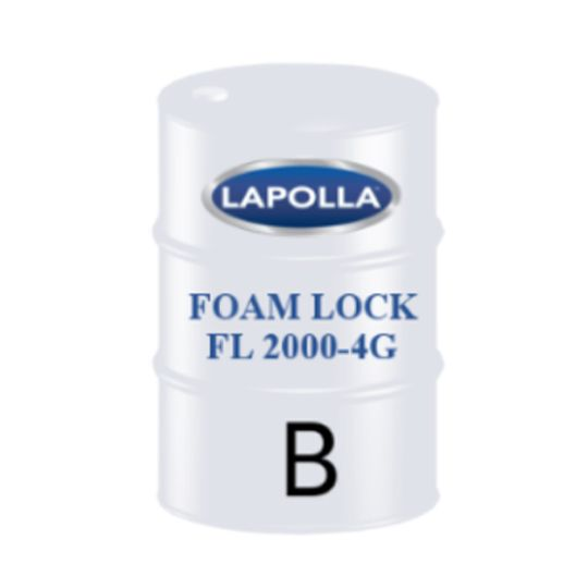 Lapolla Industries FOAM-LOK™ 2000-4G Closed-Cell Spray Insulation Part-B - 500 Lb. Drum