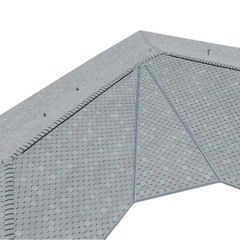 PABCO Roofing Products Cascade™ Signature Cut Shingles with Algae...