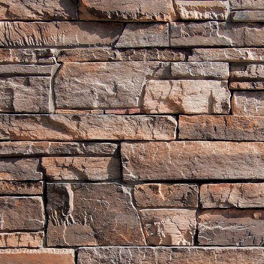 Coronado Stone Coronado Honey Ledge - 12.5 Lin. Ft. Dura-Pak Corners Grey Quartzite