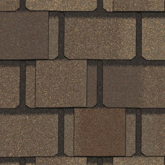 CertainTeed Roofing Belmont® Shingles Black Granite