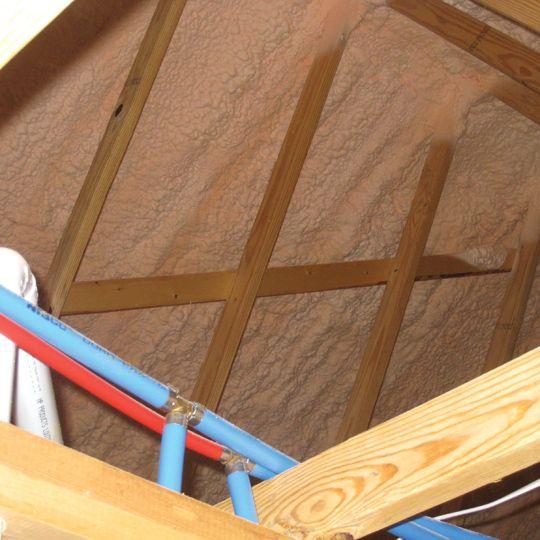 Gaco Western GacoFireStop® Open Cell Foam Insulation Part B - 500 Lb. Drum