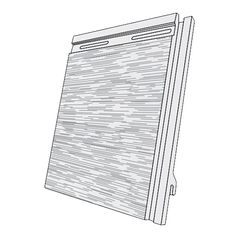"Royal Building Products 7"" Celect® Horizontal Lap Siding"