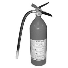 Roofmaster 5# 3-A Tri-Class Dry Chemical Fire Extinguisher