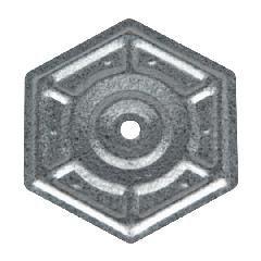 "Versico 2-7/8"" SecurFast Insulation Plates - Carton of 1,000"