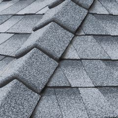 IKO UltraHP® (High Profile) Impact Resistant Ridge Cap Shingles
