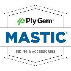 """Mastic Board & Batten 10"""" Woodgrain Steel Siding"""