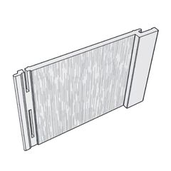 Royal Building Products Celect® Board & Batten Siding