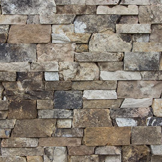 Natural Stone Veneers Juneau Ledge™ Corners - 10 Lin. Ft. Box