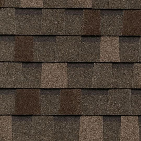 "Atlas Roofing Pinnacle® Pristine HP42"" Shingles with Scotchgard™ Protector Pristine Sienna"