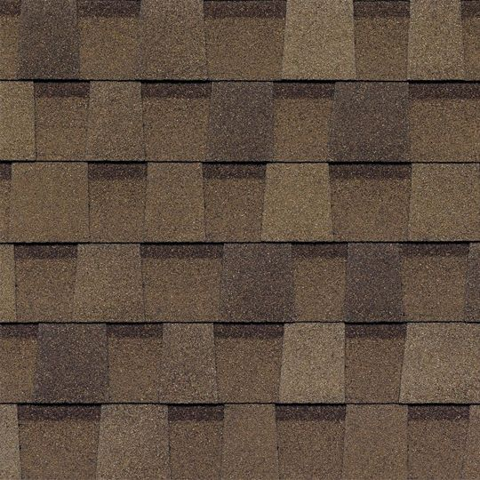 "Atlas Roofing StormMaster® Shake HP42"" Shingles with Scotchgard™ Protector Weathered Wood"