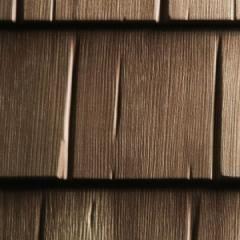 "CertainTeed Roofing 47-1/2"" x 22-1/8"" Matterhorn® Shake Panel"