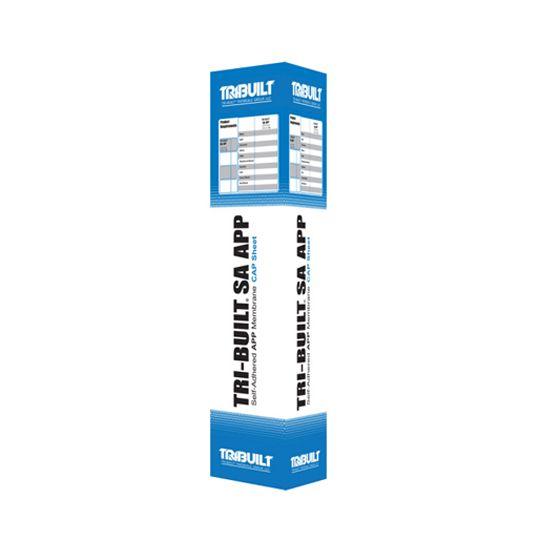 TRI-BUILT SA APP Cap Sheet 1 SQ. Roll Slate