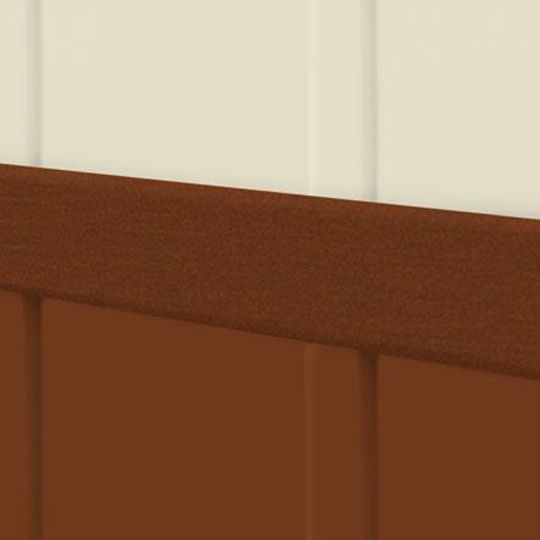 Exterior Portfolio Batten Mold Trim Driftwood