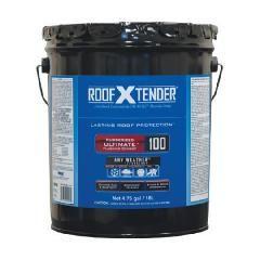 TRI-BUILT ROOF X TENDER® Intermediate Grade 100 Ultimate Rubberized...