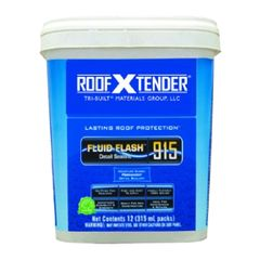 TRI-BUILT ROOF X TENDER® 915 Fluid Flash® Detail Sealant - Sold...
