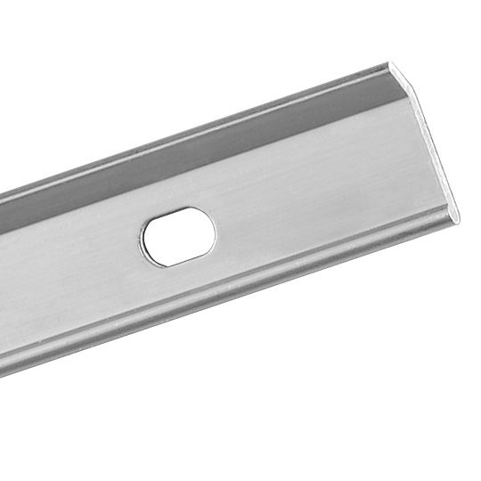 """TRI-BUILT 10' x .09"""" Lip Termination Bar"""