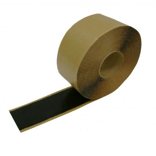 "TRI-BUILT 3"" x 100' Millennium EPDM Seam Tape Black"