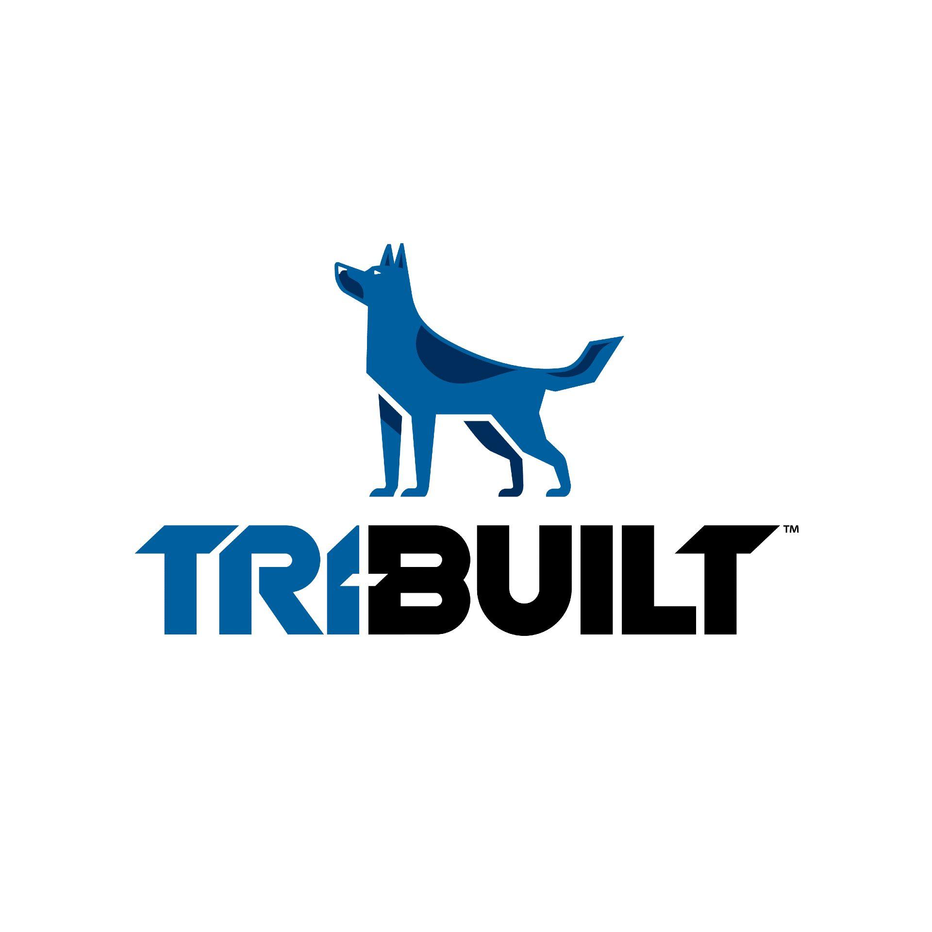 """TRI-BUILT 1/2"""" x 4' x 8' High Density Fiberboard Prime Coated on 6 Sides Black"""